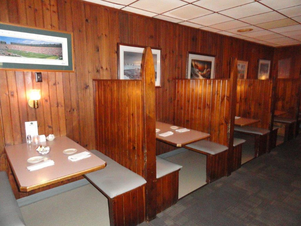 Maple Tree Supper Club Salad Bar